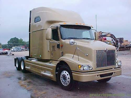 international 9200i eagle