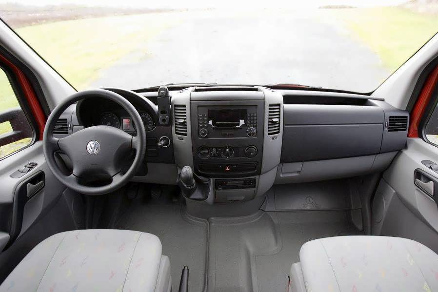 Cabin VW Crafter 35